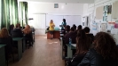 """Liceul Teoretic """"Carmen Sylva"""" Eforie Sud 21.03.2016"""
